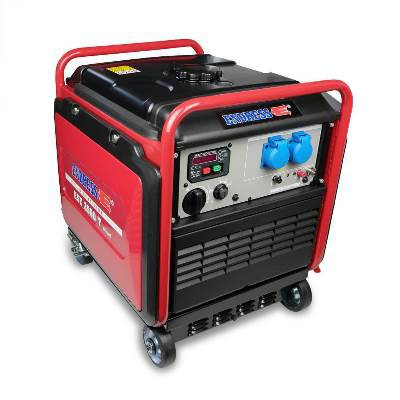 AGREGAT PRĄDOTWÓRCZY Z REGULATOREM NAPIĘCIA AVR 4,3 kW